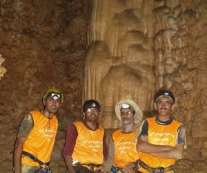 تصاویری از غار اشکف -15