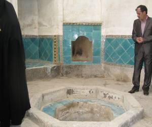حمام خانه تاریخی سرتیپ امینی -1