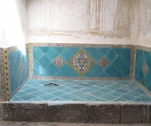 حمام خانه تاریخی سرتیپ امینی -2