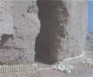مراحل بازسازی برج کبوتر جوی آباددردهه 1380-2