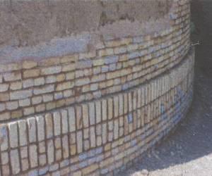 مراحل بازسازی برج کبوتر جوی آباددردهه 1380-4