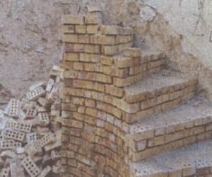 مراحل بازسازی برج کبوتر جوی آباددردهه 1380-6