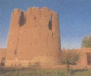 مراحل بازسازی برج کبوتر جوی آباددردهه 1380-7