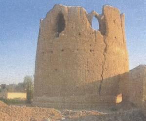 مراحل بازسازی برج کبوتر جوی آباددردهه 1380-8