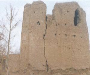 مراحل بازسازی برج کبوتر جوی آباددردهه 1380-11