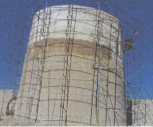 مراحل بازسازی برج کبوتر جوی آباددردهه 1380-18