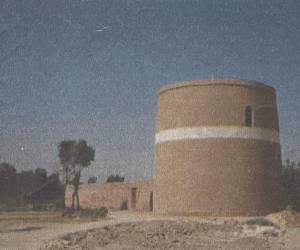 مراحل بازسازی برج کبوتر جوی آباددردهه 1380-21