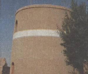 مراحل بازسازی برج کبوتر جوی آباددردهه 1380-23