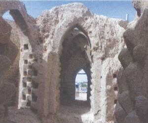 مراحل بازسازی برج کبوتر جوی آباددردهه 1380-27