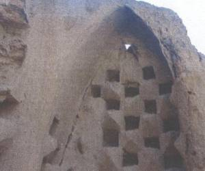 مراحل بازسازی برج کبوتر جوی آباددردهه 1380-29
