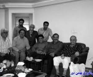 محمد تقی سعیدی؛ استاد آواز سبک اصفهان، سه تار، تار و تنبك-3