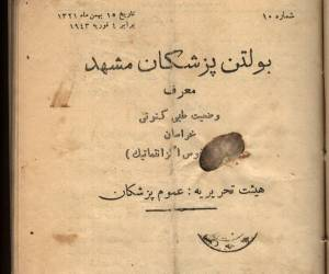 مدارک و اسناد دکتر سیدمحمد میردامادی -5