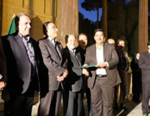 تجلیل از شهرداران استان اصفهان فعال در عرصه میراث فرهنگی