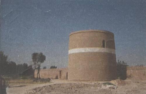 مراحل بازسازی برج کبوتر جوی آباددردهه 1380