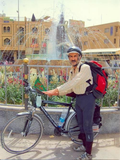 درد و دلهای یک دوچرخه سوار