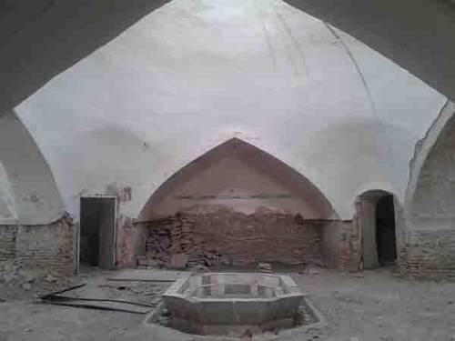 حمام شمس آباد