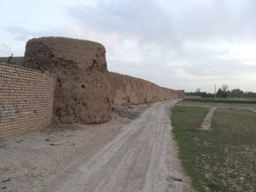 تصاویری از قلعه خوشاب