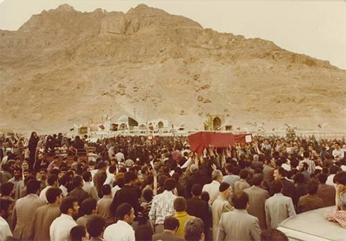 اسامی گلزارهای شهدای خمینی شهر