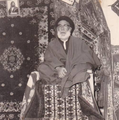 حاج آقا حسین میردامادی