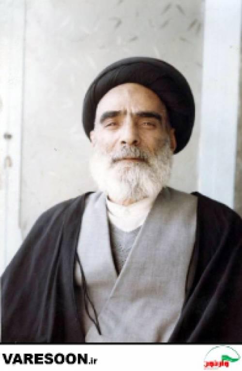 آیت اله سید حسن موسوی آدریانی