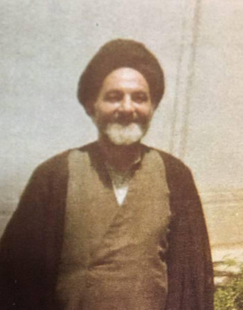 ابوالبرکات حاج آقا رضا