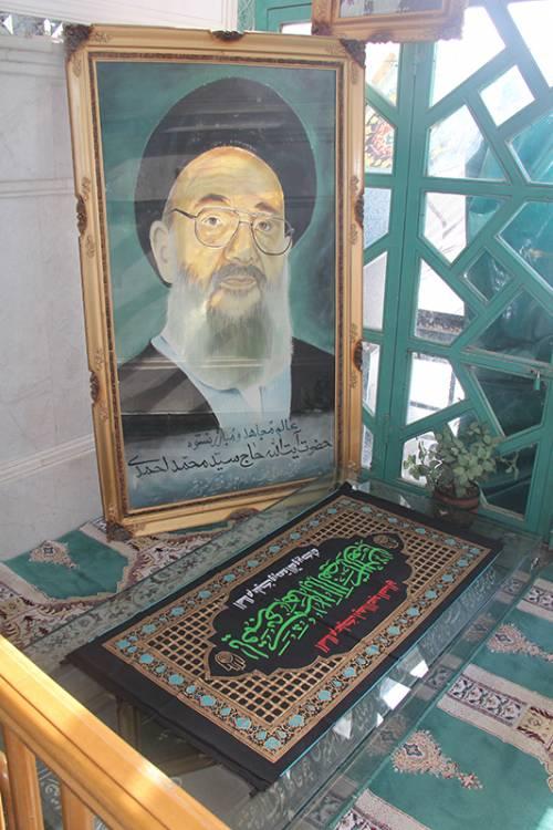 احمدی سید محمد