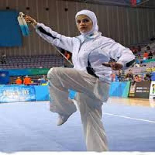 کسب 18 مدال کشوری حاصل کار دختران ووشو کار خمینی شهری
