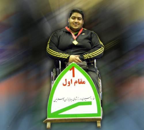کسب طلای جهانی مسابقات وزنه برداری فوق سنگین توسط میثم متقیان