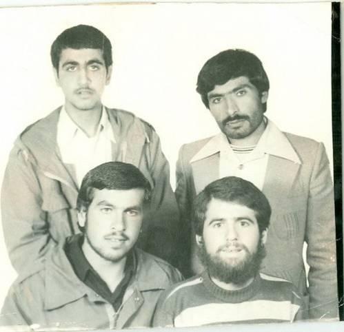 تصاویری از شهید مصطفی حلوایی